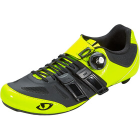 Giro Sentrie Techlace kengät Miehet, highlight yellow/black